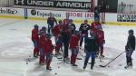 CTV Montreal: Galchenyuk on wing