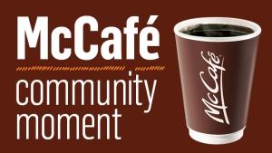 McCafé Community Moment