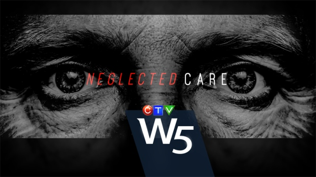 W5: Neglected Care title card
