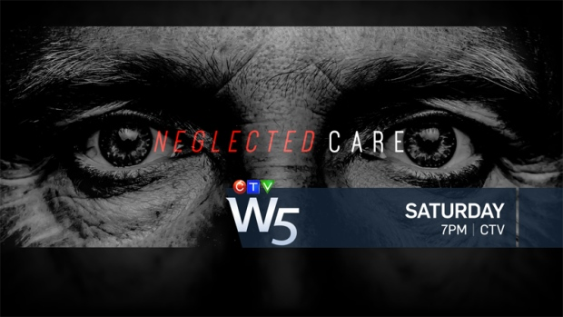W5: Neglected Care Saturday promo title card