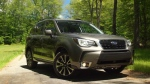 The Subaru Forester was among Consumer Reports top picks for 2017.