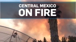 Nobody hurt in Mexico wildfires