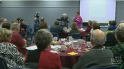 99-year-old Manitoba teacher celebrated
