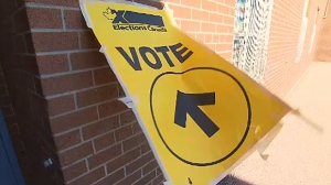 Advance polls are open Friday through Monday in the two byelections in Calgary ridings that were vacated by former Prime Minister Stephen Harper and newly elected PC leader Jason Kenney.