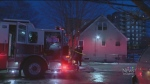 CTV Atlantic: Halifax home damaged by fire