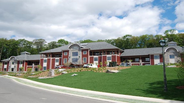 The Waterloo Summit Centre for the Environment in Huntsville, Ont. (Town of Huntsville)