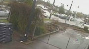 New video shows moments before fatal crash