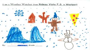 Cameron, Grade 3, Rideau Vista P.S., Westport