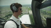 Enrollment in the aeronautics leadership program is growing