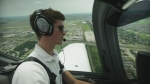 Enrollment in the aeronautics leadership program is growing