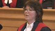 Judge Catherine Benton is seen on March 24, 2017. (CTV Atlantic)