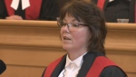 Judge Catherine Benton is seen on March 24, 2017. (CTV Atlantic)