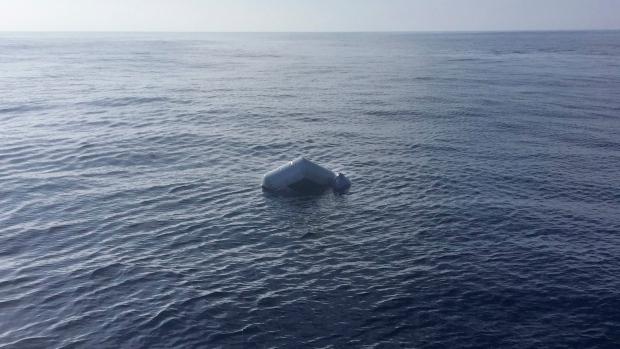 1,000 migrants saved, 2 dead in Mediterranean: NGO