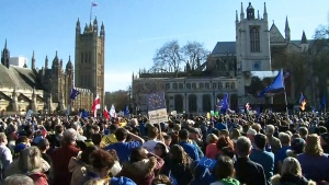 Anti-Brexit campaigners aim to stage UK'S largest