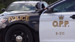 OPP charged the same London man with driving while under suspension twice within a 22-day period in February and March of 2017.