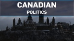 News Minute: Canadian politics