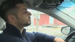Halifax taxi driver Amer Abdo saw the assault on Friday around 4:00 p.m. as he was driving down Inglis Street.