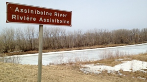The province announced on Friday that southern Manitoba remains at moderate to major risk of spring flooding.