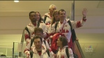 Speical Olympians return to Manitoba