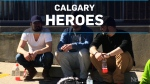 Two Calgary men hailed as heroes