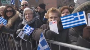 Montreal's Greek community celebrates Greece's independence.