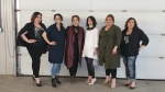 Six women who have experienced emotional trauma got free head-to-toe makeovers to help them heal. (Photo: Dan Timmerman/CTV Winnipeg)
