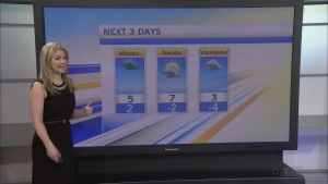 CTV Morning Live Weather March 27