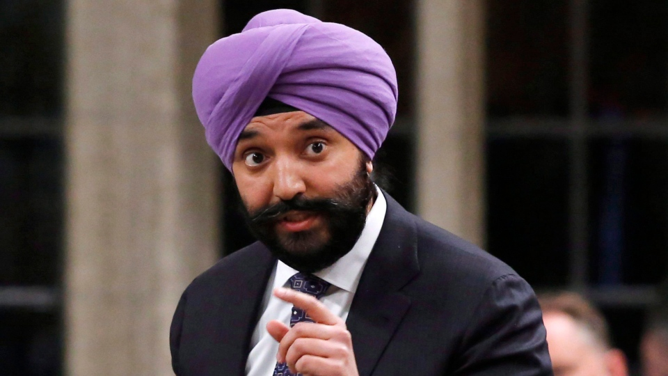 Feds launch contest for 950m 39 supercluster 39 plan aimed at for Navdeep s bains