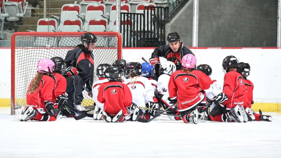 Hockey Canada Initiation Program