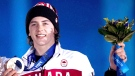 Canadian star snowboarder mark McMorris seriously