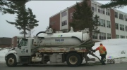 CTV Atlantic: Water main break impacts UNB, STU, N