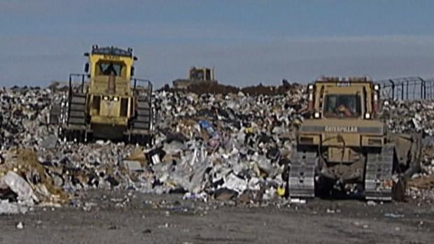 Red Deer Dump >> Quebec waste to Carp landfill dumped | CTV News Ottawa