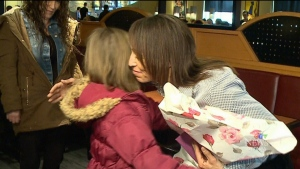 CTV Ottawa:  Emotional reunion after heroic rescue