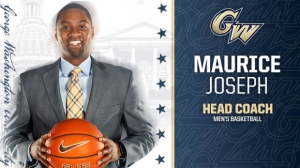 Maurice Joseph (photo: George Washington University)