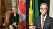Budget battle between Alberta and Saskatchewan