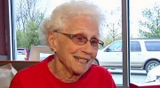 CTV News Channel: 94-year-old McDonald's worker