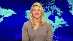 Hayley Wickenheiser speaks to CTV News Channel, on Monday, March 27, 2017.