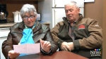 N.B. couple receive revenge calls