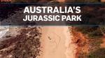 Australia dinosaur beach Jurassic Park