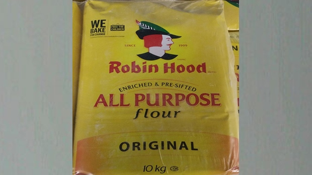 Batch of Robin Hood flour recalled due to possible E. coli contamination