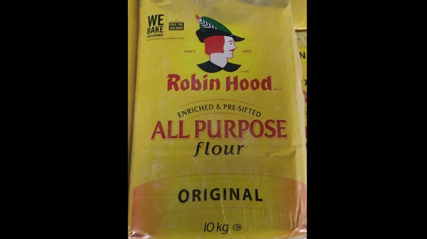 Coli outbreak linked to Robin Hood Flour