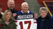 CTV News at 5: Hockey Canada honours 91-year-old