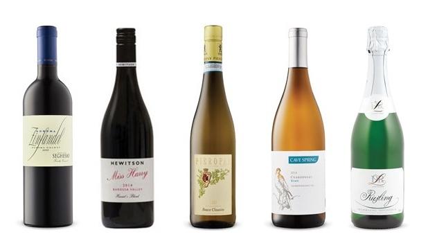 Natalie MacLean's Wines of the Week, Mar. 20, 2017