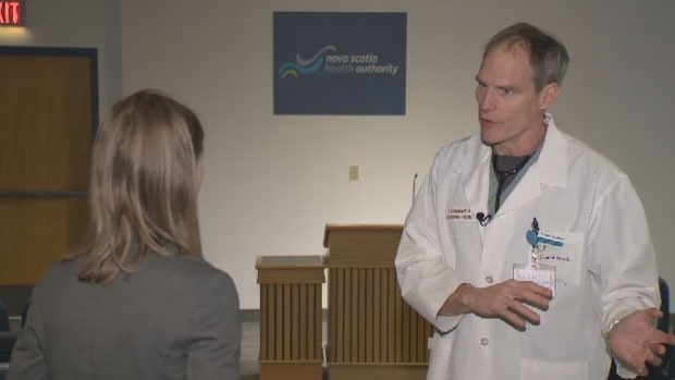 Dr. Sam Campbell says about 14 per cent of his emergency patients don't have a family doctor.