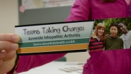 Coping with juvenile arthritis