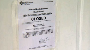 Private dental clinic closed down