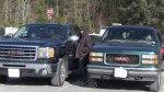 Half of the most commonly stolen vehicles in B.C. are pickup trucks, the RCMP says.