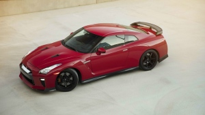 The 2017 Nissan GT-R Track Edition is seen in this provided photo. © Nissan North America