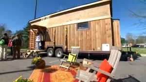 Tiny homes, big demand: Could you live in 260 squa