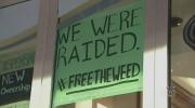 dispensary raid